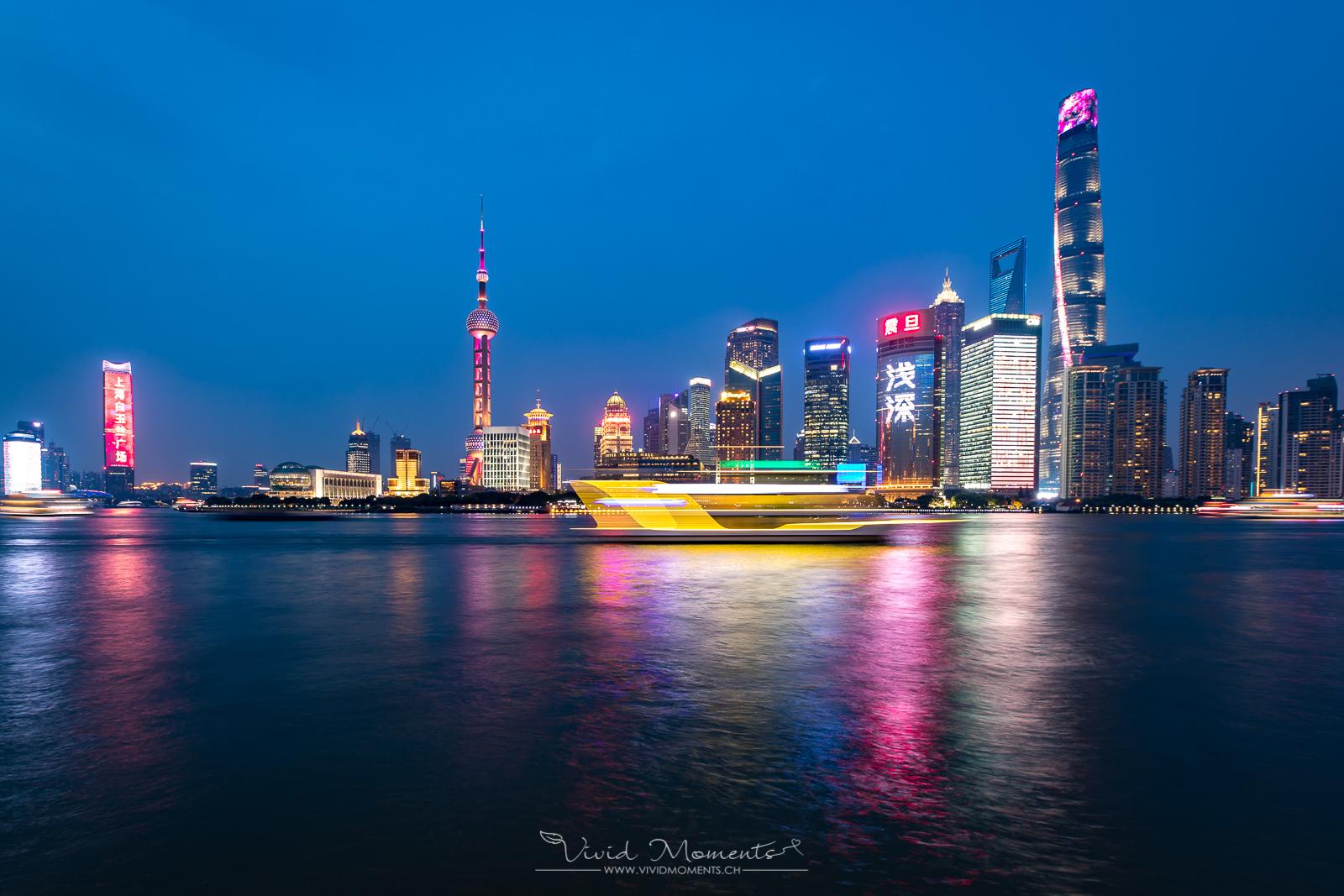 Nightscape Shanghai